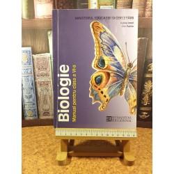 Aglaia Ionel - Biologie manual pentru clasa a VI a