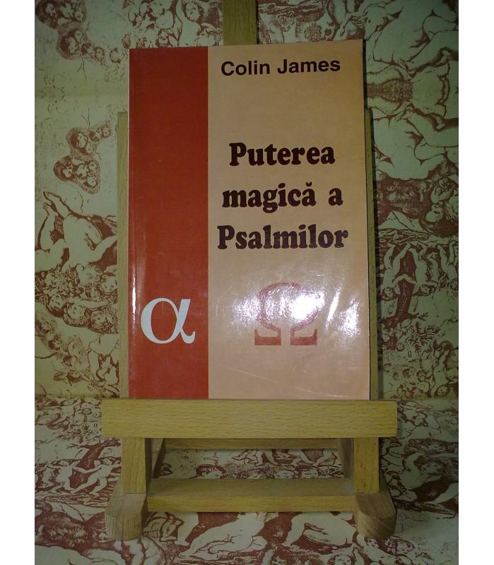 Colin James - Puterea magica a Psalmilor