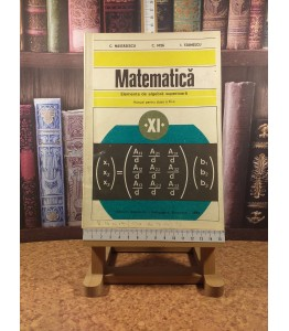 C. Nastasescu - Matematica...