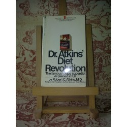 R. C. Atkins - Dr. Atkins` diet revolution