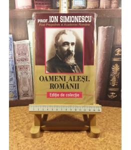 Ion Simionescu - Oameni...