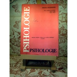 Paul Popescu-Neveanu - Psihologie manual pentru clasa a X a