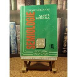 Tiberiu Moldova - Semiologie clinica medicala