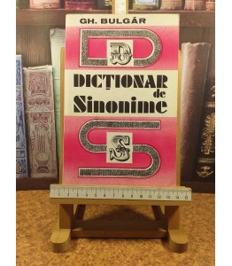 Gh. Bulgar - Dictionar de...