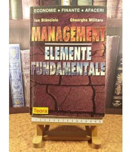 Ion Stancioiu - Management...