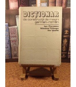 Ion Florescu - Dictionar de...