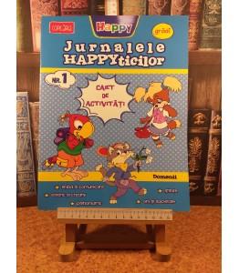 Happy nr 1 Jurnalele Happy...