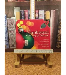 CD Mantovani great songs of...