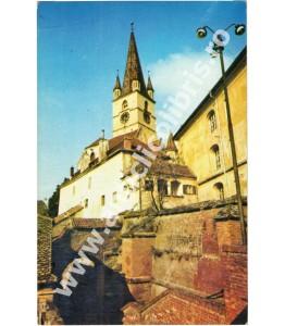 Carte Postala Sibiu