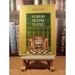 Tudor Vianu - Scrieri despre teatru