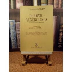 Dermato-Venerologia 3 Mai-Iunie 1968