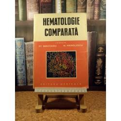 St. Berceanu, N. Manolescu - Hematologie comparata