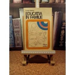Emilia Batrinu - Educatia in familie