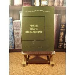 Gh. Niculescu , Em. Manolescu , E. Popescu - Practica terapiei medicamentoase
