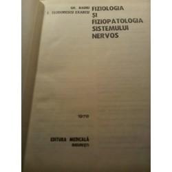 Gh. Badiu - Fiziologia si fiziopatologia sistemului nervos