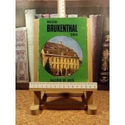 Muzeul Brukenthal Sibiu Galeria de arta